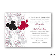 Mickey's Love - Invitation